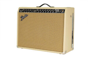 Fender 65 Twin Reverb/Blonde-Wheat Grill Limited Edition