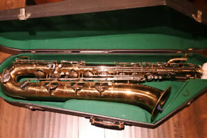 Weltklang Baritone Saxophone For Sale!