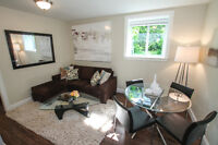 2 bedroom furnished Vancouver apartment