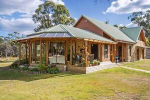 Magnificent spacious living and great family Home on 17 acres Pipers River George Town Area Preview
