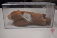 The Honest Pawnbroker - TY Beanie Baby - Cubbie 2nd Gen Hang Tag