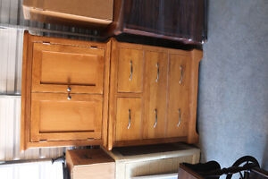 Maple Armoire very good condition