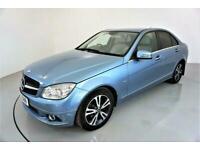 2010 Mercedes-Benz C-CLASS 2.1 C220 CDI BLUEEFFICIENCY ELEGANCE 4d-WELL LOOKED A