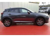 2016 Mazda CX-3 2.0 Sport Nav 5dr Auto Hatchback Petrol Automatic