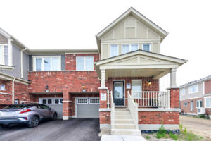 Beautiful End Unit Town House for sale in Brampton (T-4008)