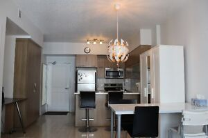 3 min to metro Saint-Laurent, big 3 1/2, modern condo