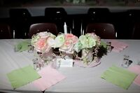 Wedding decoration package
