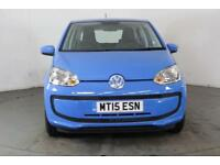 2015 15 VOLKSWAGEN UP 1.0 MOVE UP 5D 59 BHP