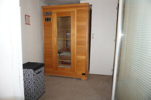 Sauna, infrared cedar two person