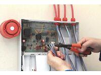 Fire alarm engineer in Thurrock Lakeside Essex London Kentec C-Tec...
