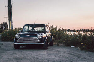 Rover Mini Cooper S Works