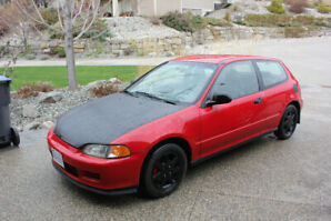 1994 Honda Civic CX (Price Reduced)