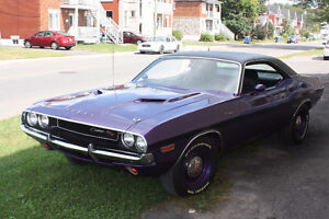 1970 challenger R/T 426 HEMI (real R-code)