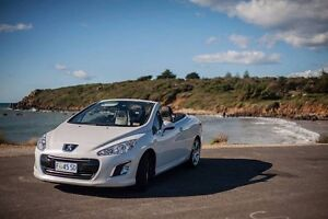 2012 Peugeot 308 Convertible Devonport Devonport Area Preview