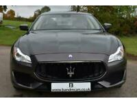 2017 Maserati Quattroporte V6d GranSport 4dr Auto Saloon Diesel Automatic