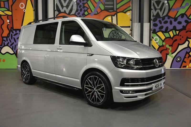 2016 VW TRANSPORTER T6 T28 2.0TDI HIGHLINE KOMBI