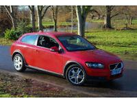 Volvo C30 1.6D DRIVe SE £20 ROAD TAX + F.S.H