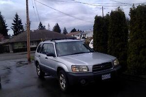 2003 Subaru Forester x SUV, Crossover