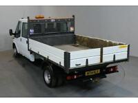 FORD TRANSIT 2.2 350 124 BHP L3 LWB TIPPER
