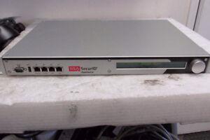 used RSA SecureID scorpio II RSA Secure ID Appliance