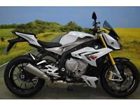 BMW S1000R SPORT 2014**ABS, POWER MODES, CRUISE CONTROL, HEATED GRIPS**