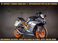 2015 15 KTM RC 125 125CC 0% DEPOSIT FINANCE AVAILABLE