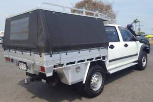 From $73* per week on finance 2007 Holden Rodeo Ute
