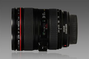 BRAND NEW CANON 24-105 F/4 IS USM