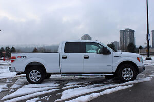 2013 Ford F-150 SuperCrew XTR Ecoboost Pickup Truck