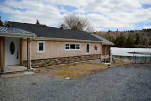 Completely Updated Waterfront Home on Douglas Lake!