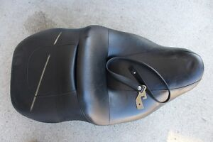 OEM harley ultra classic seat with strap for sale