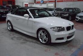 2010 60 BMW 1 SERIES 2.0 118I M SPORT 2D 141 BHP
