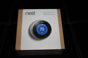2nd Generation Nest - Learning Thermostat