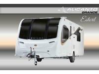 Bailey Alicanto Grande Estoril, NEW, 2021 4 Berth, Touring Caravan