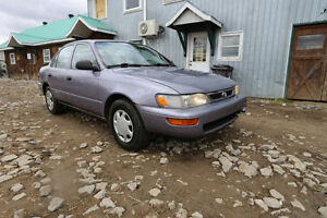 1997 Toyota Corolla SD Other