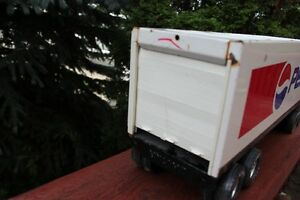 1980's PEPSI Pressed Steel Transport Truck (VIEW OTHER ADS) Kitchener / Waterloo Kitchener Area image 4