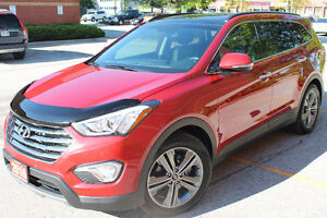 2016 Hyundai Santa Fe XL LIMITED NAVI AND SUNROOF ONLY 7639 KMS