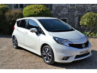 Nissan Note 1.5dCi 90ps ,Style Pack, 2013 Tekna, 24K MILES, FULL S/HIST, MAY MOT