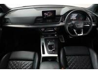 2018 Audi Q5 2.0 TDI Quattro S Line 5dr S Tronic Auto SUV Diesel Automatic