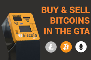 Buy Bitcoins in the GTA! (50  Locations + No ID NEEDED)