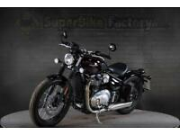 2017 17 TRIUMPH BOBBER 1200CC BONNEVILLE 0% DEPOSIT FINANCE AVAILABLE