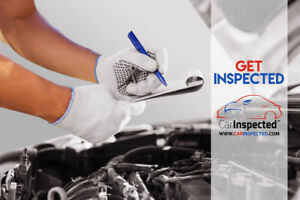 Pre Purchase Inspection=peace of mind, we send inspectors to you