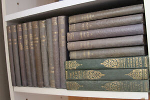antiquarian books to read or as decoration