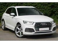 2018 Audi Q5 ESTATE SQ5 Quattro 5dr Tip Auto SUV Petrol Automatic