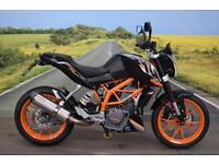 KTM 390 Duke **Fuel Exhaust, Datatag Protection, ABS**