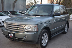 2006 Land Rover Range Rover HSE - Fully Loaded - MINT!