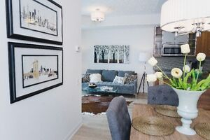 Gorgeous 2 bedroom and den condo in North York