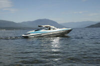 20 ft Excel boat with V6 (155 HP)