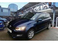 2013 Volkswagen Polo 1.4 (85ps) Match Edition 3dr