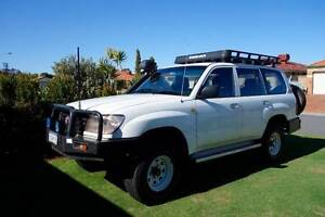 2004 Toyota LandCruiser Wagon Safety Bay Rockingham Area Preview